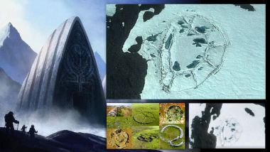 Icy Atlantis: Cấu trúc mái vòm bí ẩn này ẩn ở Nam Cực có tiết lộ một nền văn minh cổ đại đã mất? 7