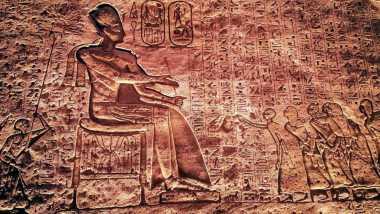 Sa-Nakht, ο μυστηριώδης γίγαντας Φαραώ της Αρχαίας Αιγύπτου 8