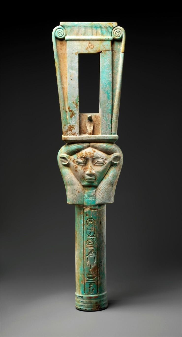 O misterioso sistro egípcio que poderia abrir portais e mudar o clima? 7