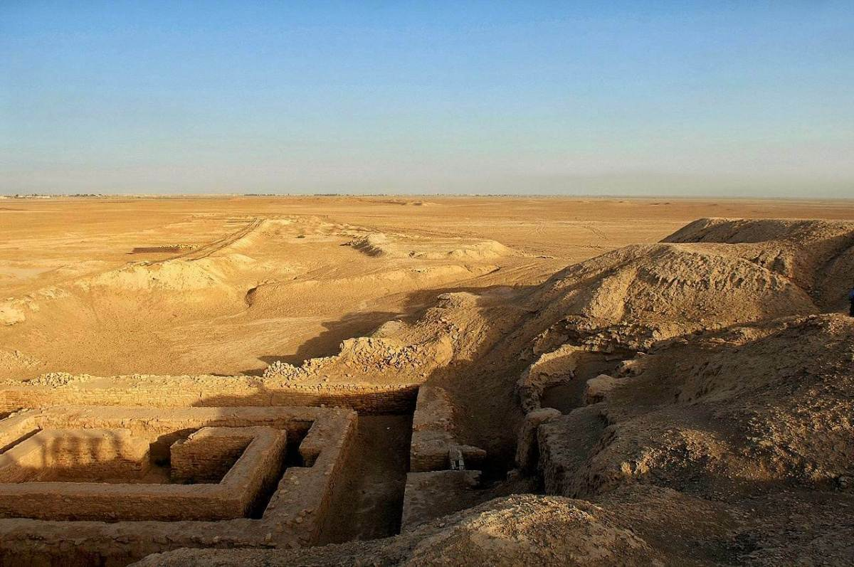 Uruk: The initial city of human civilization that changed the world with its advanced knowledge 5