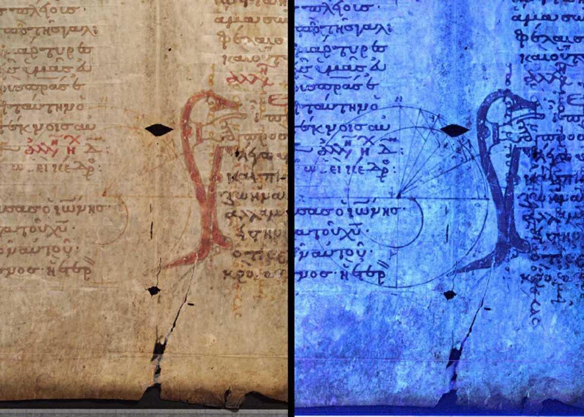 De Archimedes Palimpsest
