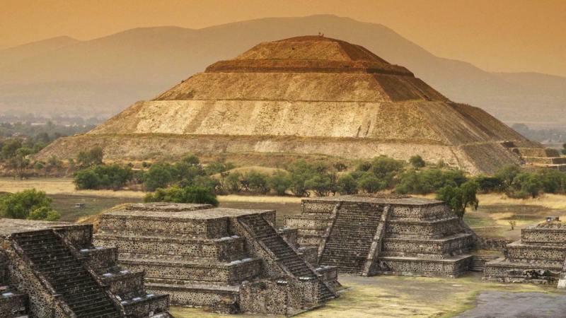 Oude beschavingen, waarvan alleen geheimen overbleven