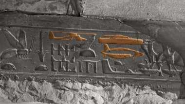 Những bức chạm khắc Abydos hấp dẫn 9