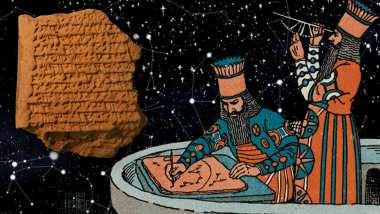 Αρχαία βαβυλωνιακά δισκία