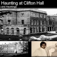 Haunted Place - Clifton Hall In Nottingham