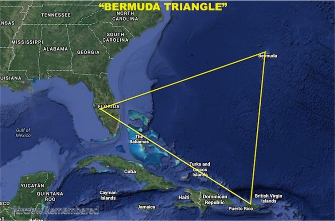 the characteristics of the bermuda triangle a mysterious place in the atlantic ocean Aliens or a natural phenomenon mysterious places on earth no one can explain bermuda triangle isn¹t the only mysterious place on earth that no one can explain - a deeper look into the.