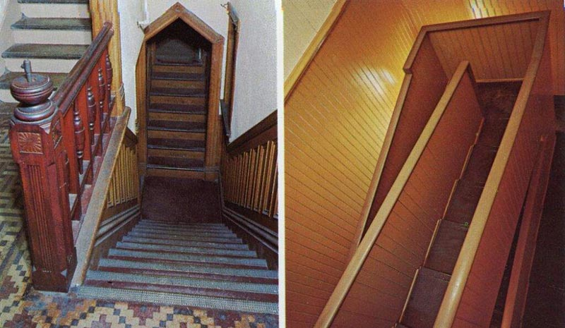 Oddities Of Winchester Mystery House