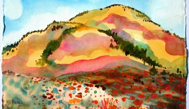 Core Landscapes: Glass Butte, Eastern Oregon