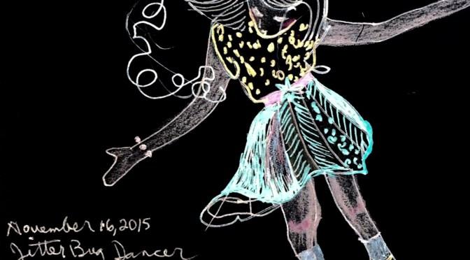 Jitterbug Dancer