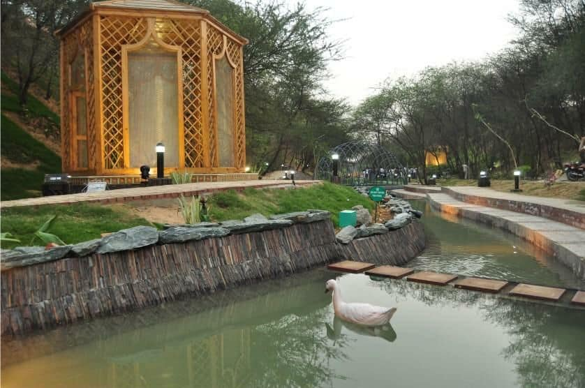 Places For Couples In Jaipur Jaldhara Central Park