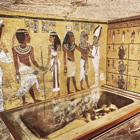 ツタンカーメン王の墓に隠し部屋は存在しない?