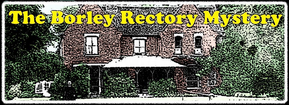 The Borley Rectory Mystery