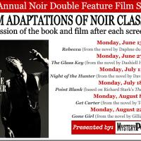 2016 Noir Film Series