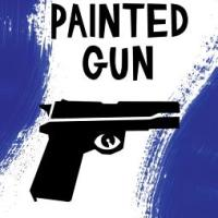 MysteryPeople Review: THE PAINTED GUN by Bradley Spinelli