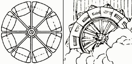 Figura A (izq) y B (der).