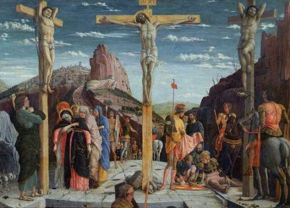 Resultado de imagen de La crucifixión DE JESUS