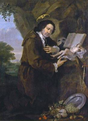 Retrato de Francis Darshwood, famoso por ser líder del Club del Fuego Infernal.