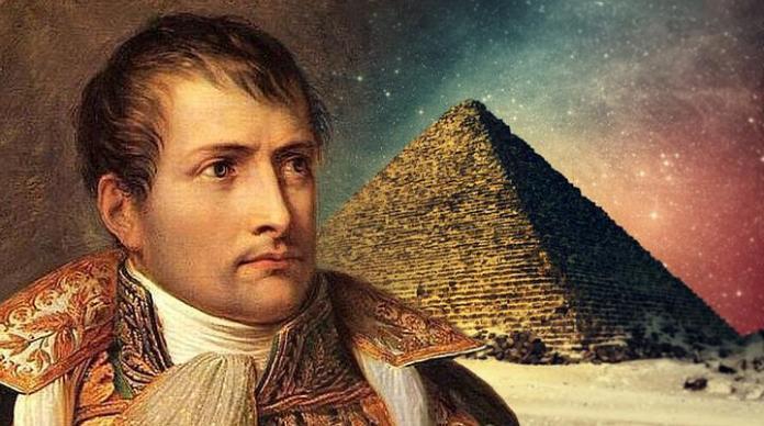 Resultado de imagen para Fotos de la entrada de Napoleón Bonaparte a Egipto