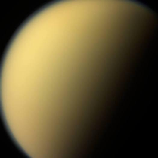 Un último vistazo a Titán.