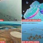 ¿Los restos de la Atlántida? Investigadores británicos aseguran haber hallado la mítica isla en el sur de España