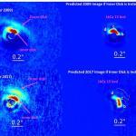 Observatorios de Maunakea toman increíbles imágenes de una «versión bebé» de nuestro sistema solar