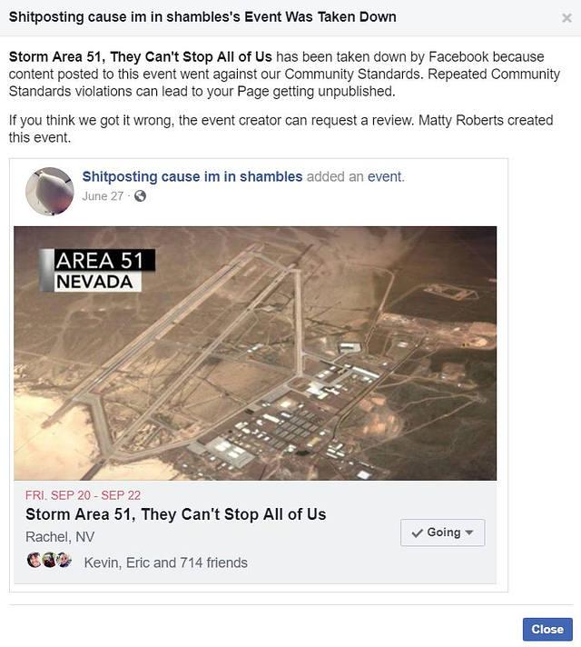 Assault on Area 51