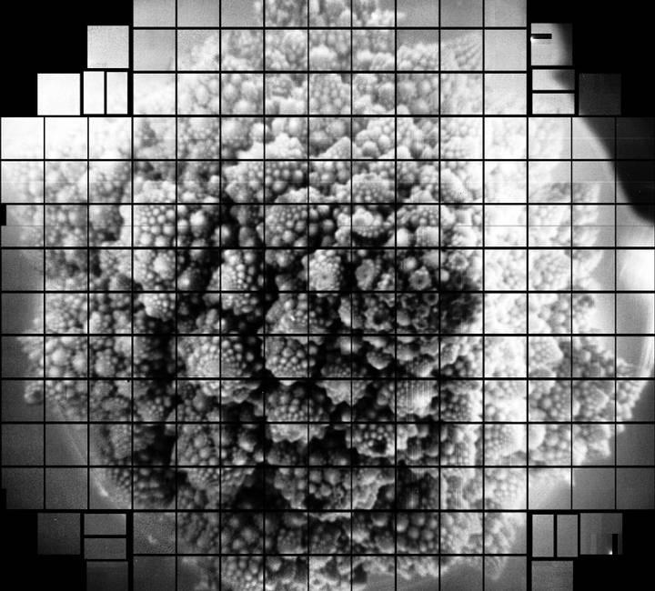 Fotografia de 3.200 megapixeles.
