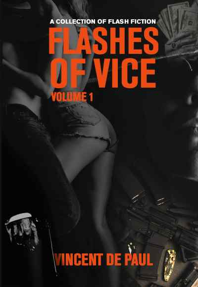 Flashes of Vice: Vol I (Paperback) Image