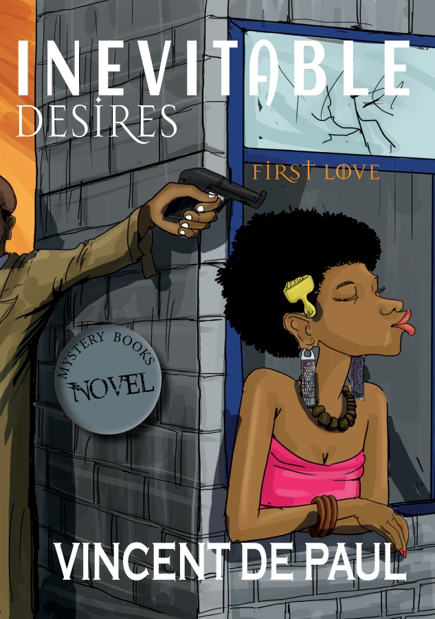New Book Release | Inevitable Desires: First Love by Vincent de Paul