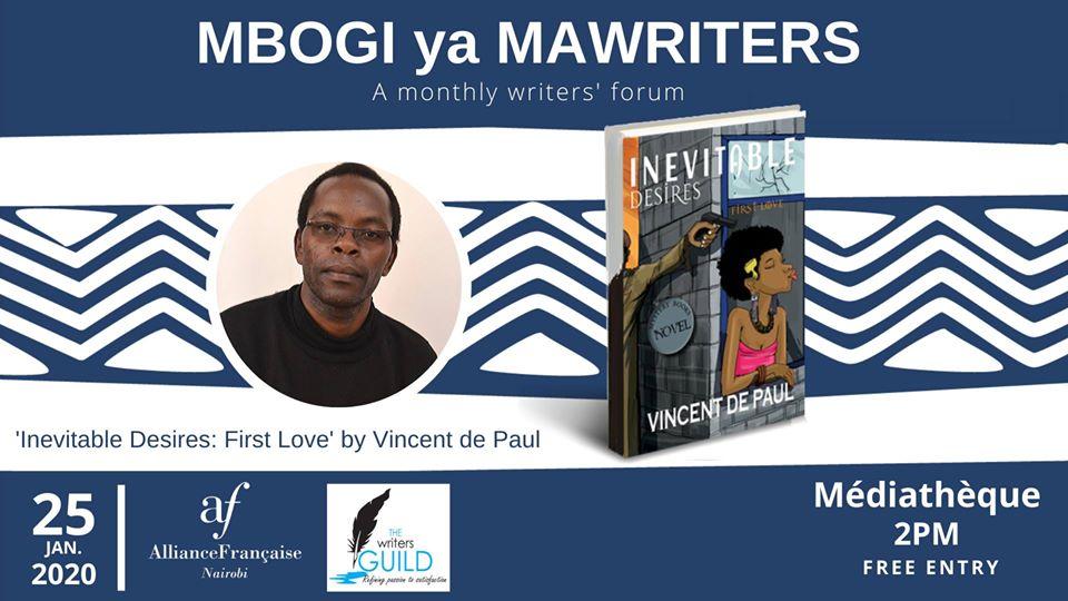 Book Launch   Inevitable Desires: First Love