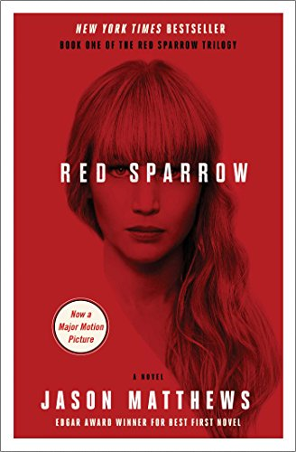 Red Sparrow Trilogy bk 1 Jason Matthews