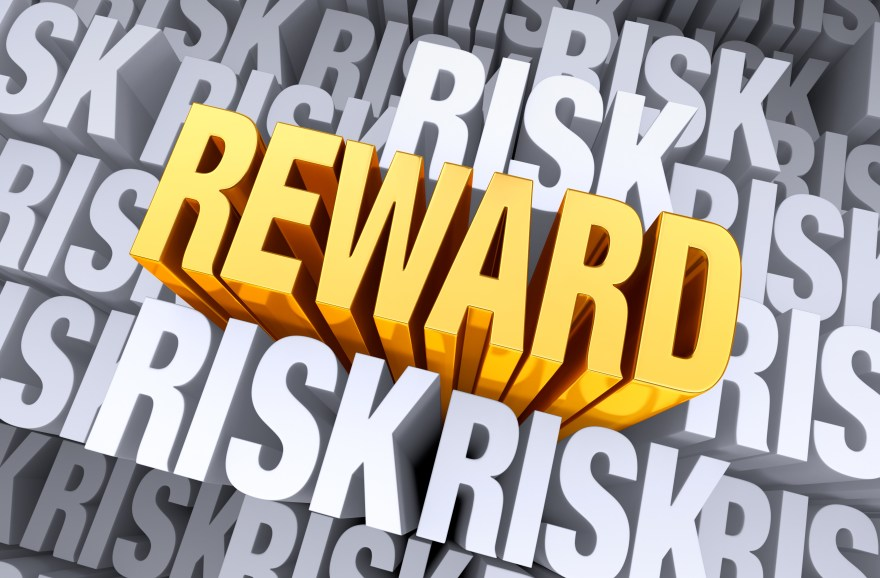 Reward Rises From Risk