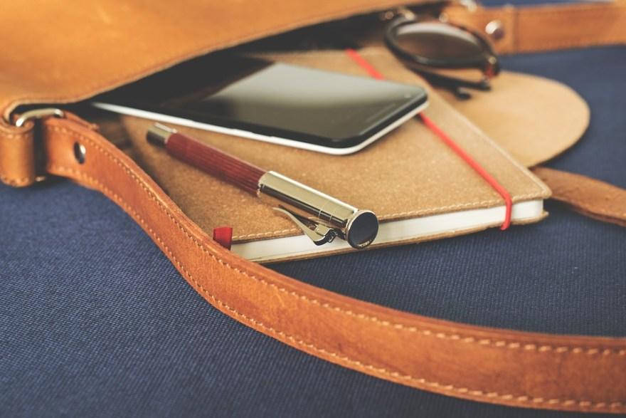 Agenda 3 Bag pen MTW