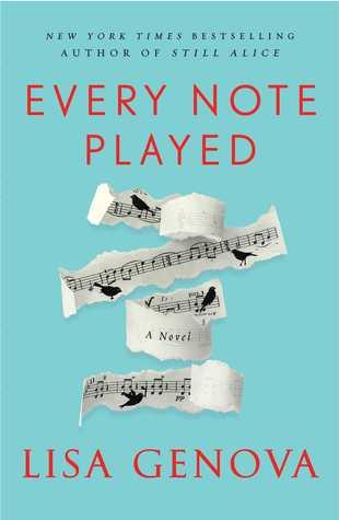 Every note played lisa Genova