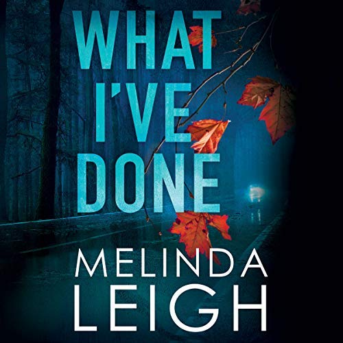 What I've done audiobook image