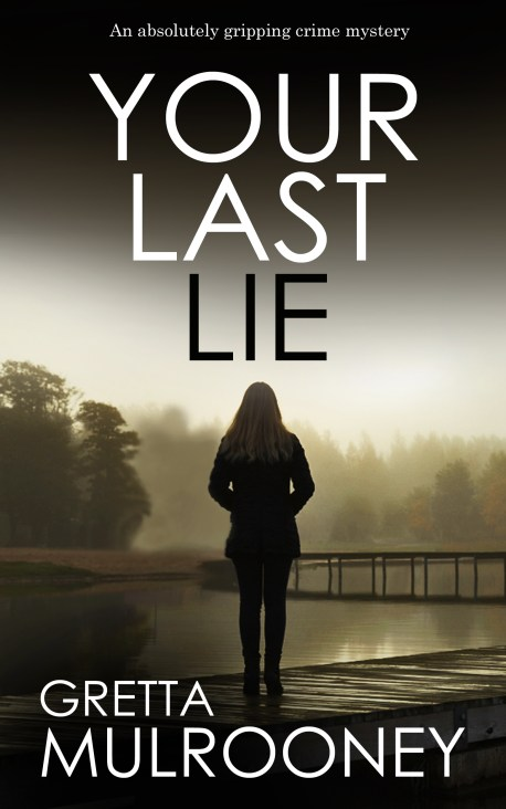 YOUR LAST LIE cover