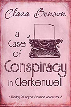 A Conspiracy in Clerkenwell image
