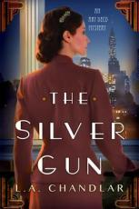 The Silver gun art deco image