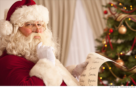 What Does Santa Claus Do In The Summer? - Mystic Christmas ...