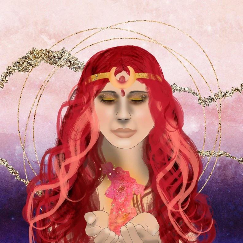 Celtic Goddess Brigid