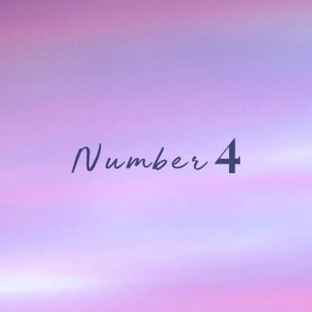 number 4 numerology