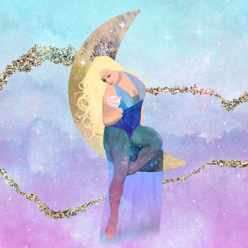 Greek Goddess Selene