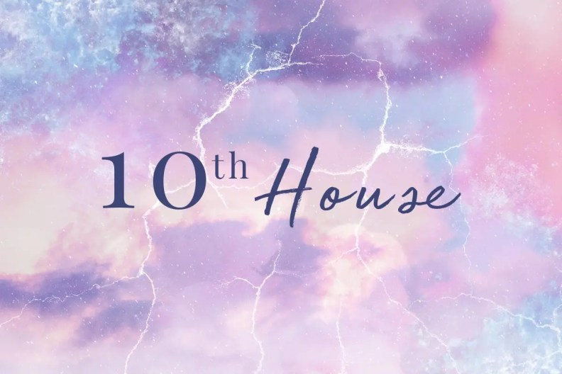 Pluto in the tenth house in astrology