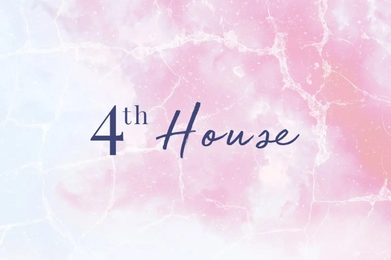 Pluto in the fourth house in astrology