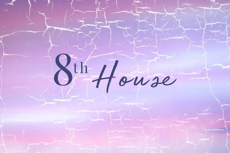 Pluto in the eighth house in astrology