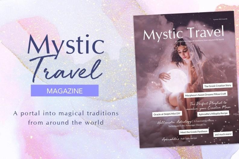 Mystic Travel Magazine