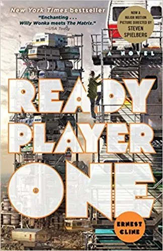 "Book Review: ""Ready Player One"" by Ernest Cline"