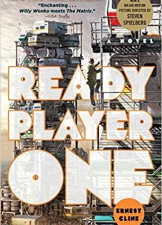 """Book Review: """"Ready Player One"""" by Ernest Cline"""