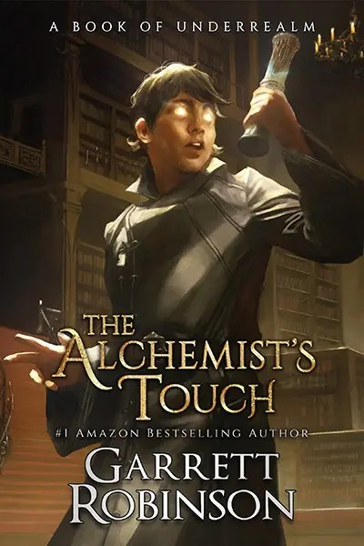 "Book Review: ""The Alchemist's Touch"" by Garrett Robinson"