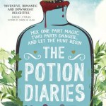 "Cover of the book ""The Potion Diaries"" by Amy Alward. Book Review"